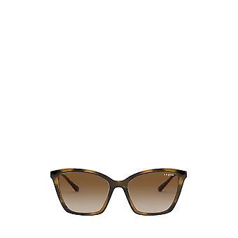 Vogue VO5333S mørke havana kvindelige solbriller