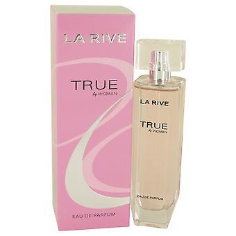 La Rive True by La Rive Eau De Parfum Spray 3 oz / 90 ml (Women)
