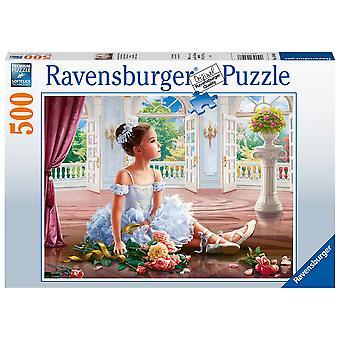 Ravensburger Jigsaw Puzzle Sunday Ballet 500 pezzi
