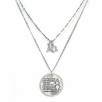 Alpha & Omega Necklace