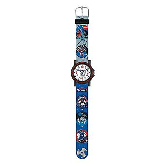 Scout Kids Watch Learning Watch IT Collection - Spaceship Robot Boys 280375026