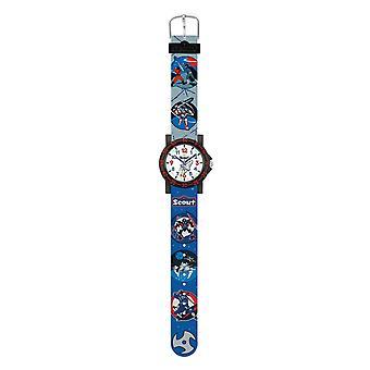 Scout enfants montre apprendre montres IT-Collection - robot spatiaux garçons 280375026
