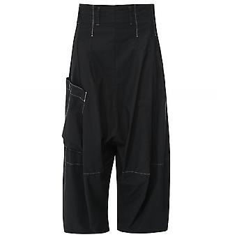 Lurdes Bergada Cropped Leg Trousers