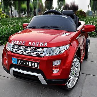 Electric Vehicle, Four-wheel Remote Control Car, Dual Drive, Rechargeable Toy
