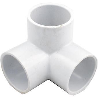 "Lasco 413-015 1.5"" Sch 40 PVC Side Outlet Elbow Socket"