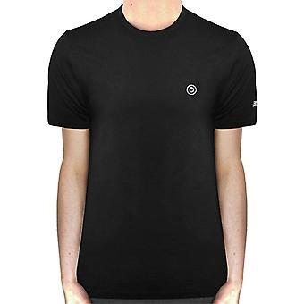 Lambretta Target T-Shirt - Black