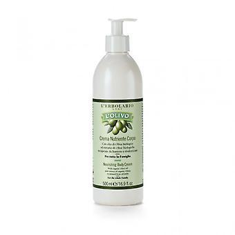 L'Erbolario Olive Tree Creme Nutritivo 500 ml
