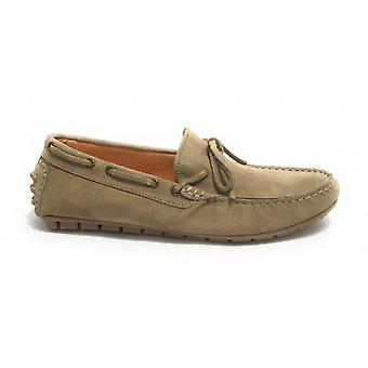 Tubular Moccastic Man Berry In Suede Beige Bow Papirus Us20el15