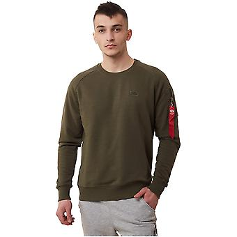Alpha Industries Xfit Sweat 158320257 universal  men sweatshirts