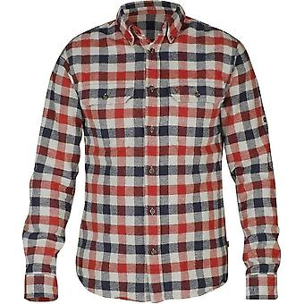 Fjallraven Skog Shirt - Red
