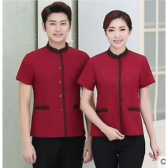 Cleaner Uniform For Woman Hotel Cleaning