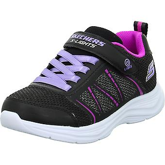 Skechers Shimmy Brights 302302LBLK universal all year kids shoes