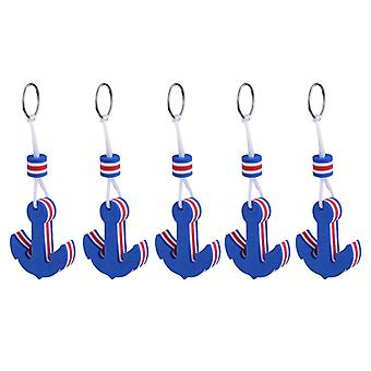 Sailing Anchor Floating Key Chain For Boat