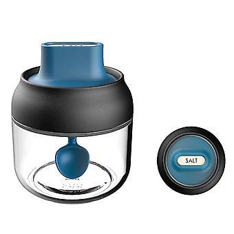 Moisture proof glass spice jars