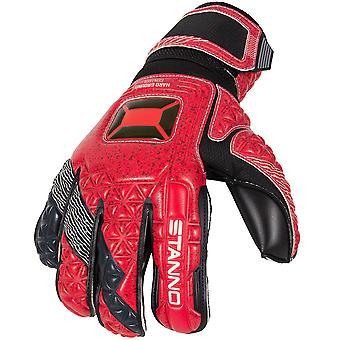 Stanno Hardground Hybrid III Goalkeeper Gloves Size
