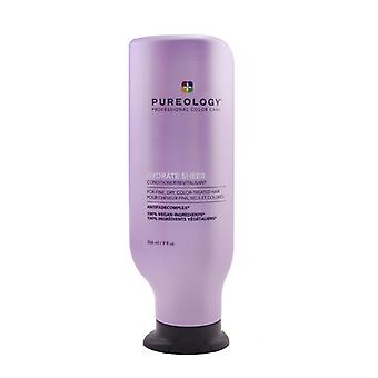 Pureology Hydrate Sheer Conditioner (For Fine  Dry  Color-Treated Hair) 266ml/9oz