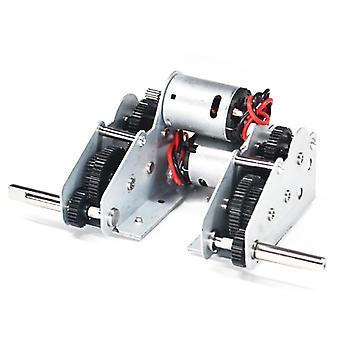 Henglong Rc Tank Parts, Ståldriftsystem/stålväxellåda.