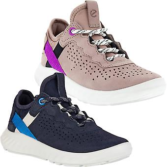 ECCO Kids Youth SP.1 Lite Lace Up Casual Leather Trainers Sneakers Shoes