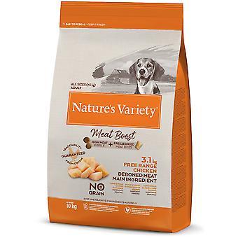 Naturens Sort Udvalgte Mboost Pollo en Libertad (Hunde, Hundemad, Tørfoder)