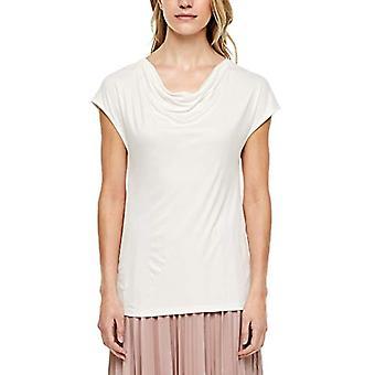 s.Oliver BLACK LABEL 150.10.003.12.130.2013973 T-Shirt, Cream, 50 Woman