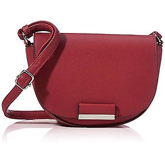 TOM TAILOR Denim Madrid, Women's Shoulder Bag, Red, S