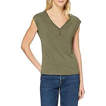 Morgan Tshirt DMAYA T-Shirt, Thyme, S/High Woman