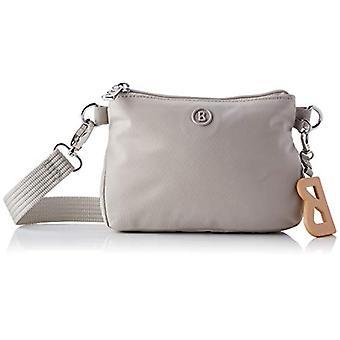 Bogner Kata, Shoulder Bag (Women's Zipper, Light Grey, 17x13x4, 5