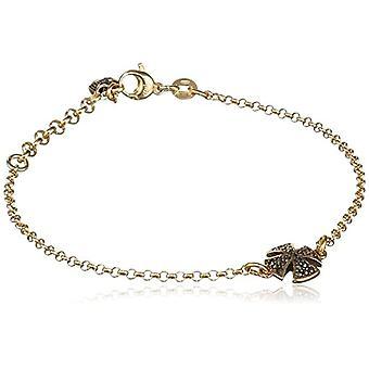 MISIS Women-Bracelet Artificial Silver 925 Marcasite Enamel 21 cm - BR07692