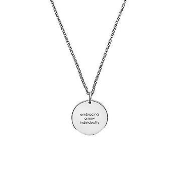 NOELANI Women's pendant necklace, sterling silver 925(2)