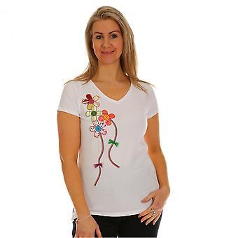 TINTA Tinta White T-Shirts Hinojosa