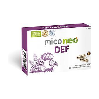 Mico Neo DEF 60 kapslar på 598mg