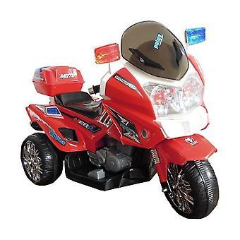 Elektrische Kinder Motorrad rot mit Beleuchtung 12V 1.4 Ghz