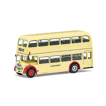 Bristol Lodekka 38A Salisbury Diecast Model Bus
