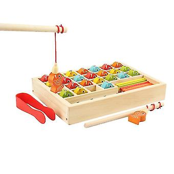 Fishing magnetic toys children's boys and babies 1-2 years old x572