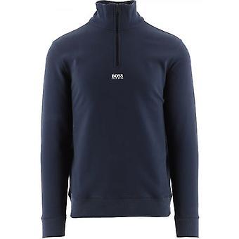BOSS Dark Blue Zapper 2 Sweatshirt