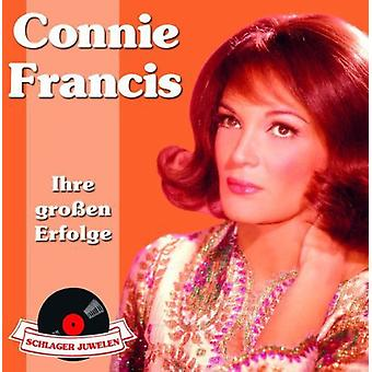 Connie Francis - Schlagerjuwelen [CD] USA import