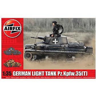 ドイツ軽戦車 Pz.Kpfw.35 (t) 1:35 タンクエアフィックスモデルキット