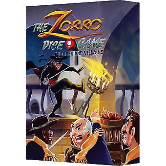 Zorro Kostky hra: Hrdinové a zloduši Expanze