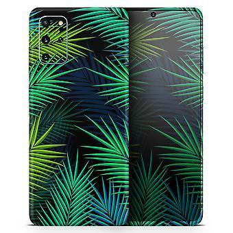 Retro Sommer Dschungel V1 - Skin-Kit für die Samsung Galaxy S-Serie S20