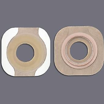 Hollister Colostomy Bariera Noua Imagine FlexWear Pre-Cut, Standard Wear Tape 2-1/4 Inch Flanșă Red Code Hydrocol, 5 Count