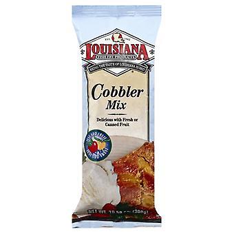 Louisiana Fisk Fry Mix Skomager, sag af 12 X 10,58 Oz