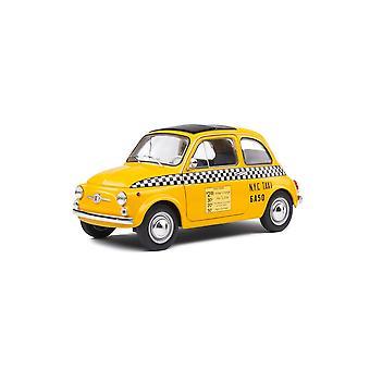 Fiat 500 L (New York Taxi 1965)