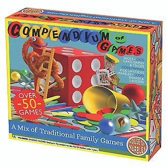 Boxed Gave på over 50 Kompendium Spil for Kids