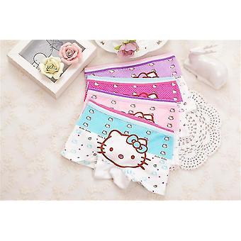 Lingerie cartoon underpants baby boxer underwear cotton panties