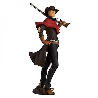 Koolyou One Piece Anime Cartoon Action Doll Pvc Model Doll Children's Toy Christmas Gift-cowboy Sauron Character