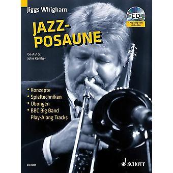 Jiggs Whighams Jazz Trombone Method With Cd