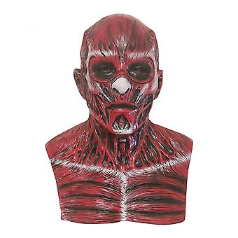 Halloween Awful Zombiie Blood Mouth Masks Fashion Hot-sale Supersoft Headgear