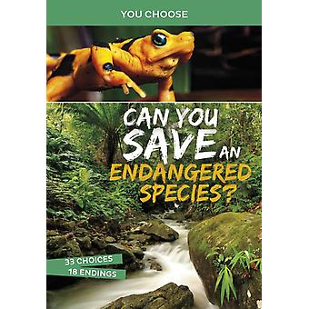 Can You Save an Endangered Species by Eric Braun