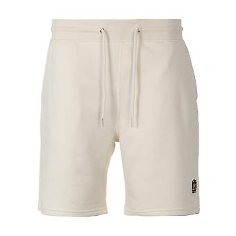 Forty Riley Organic Cotton Blend Sweat Shorts - Natural