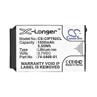 Cameron Sino Cip792Cl Battery Replacement For Cisco Cordless Phone